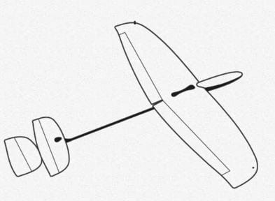 Discus Launch Glider Plans - If It Can Fly Templates and